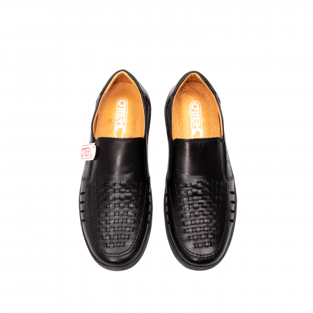 Pantofi barbati vara casual, piele naturala, OT 148 N5