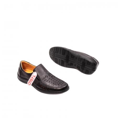 Pantofi barbati vara casual, piele naturala, OT 148 N3