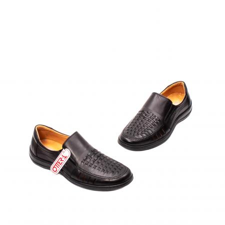 Pantofi barbati vara casual, piele naturala, OT 148 N1