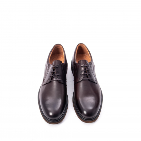 Pantofi barbat din piele naturala  998 mogano5
