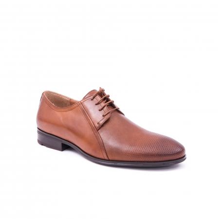 Pantofi barbat LFX 743 coniac0