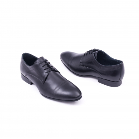 Pantofi barbat LFX 896 negru2