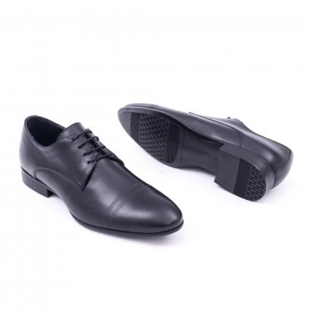 Pantofi barbat LFX 896 negru3