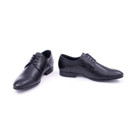 Pantofi barbat LFX 896 negru4