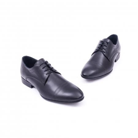 Pantofi barbat LFX 896 negru1