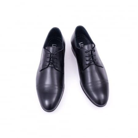 Pantofi barbat LFX 896 negru5