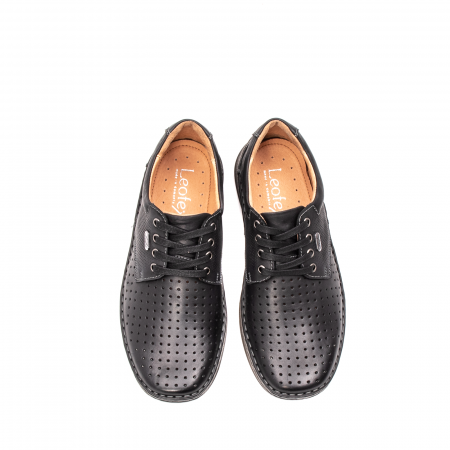 Pantofi barbati vara casual, piele naturala, LFX 5942