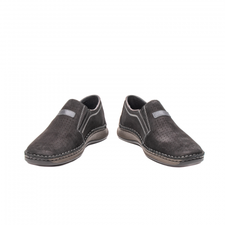 Pantofi barbati vara casual, piele naturala, LFX 5954