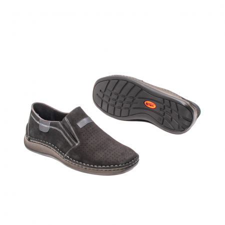 Pantofi barbati vara casual, piele naturala, LFX 5953