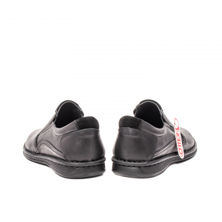 Pantofi barbati vara casual, piele naturala, OT 450156
