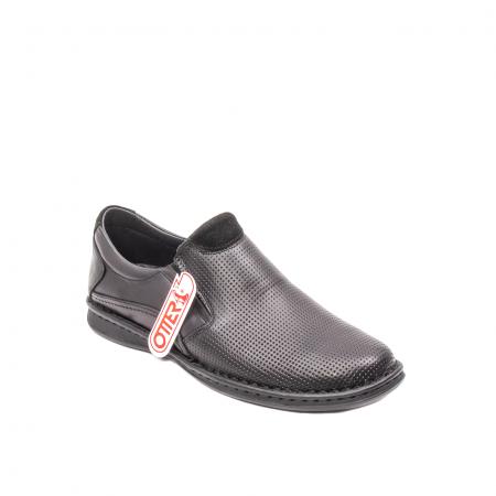 Pantofi barbati vara casual, piele naturala, OT 450150
