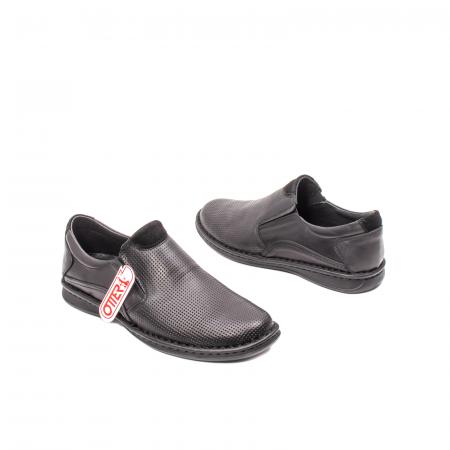 Pantofi barbati vara casual, piele naturala, OT 450152