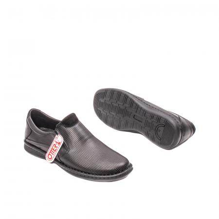 Pantofi barbati vara casual, piele naturala, OT 450153