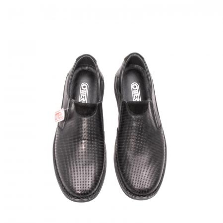 Pantofi barbati vara casual, piele naturala, OT 450155