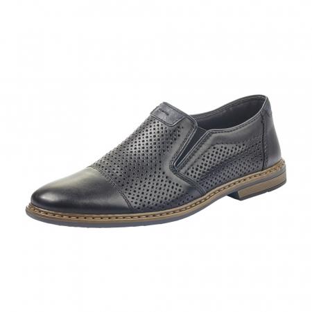 Pantofi barbati casual din piele naturala 13496-010