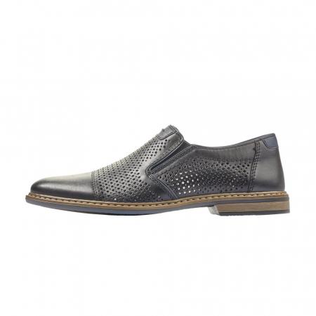 Pantofi barbati casual din piele naturala 13496-013