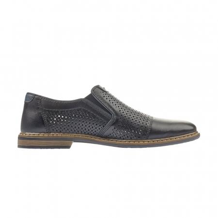 Pantofi barbati casual din piele naturala 13496-014