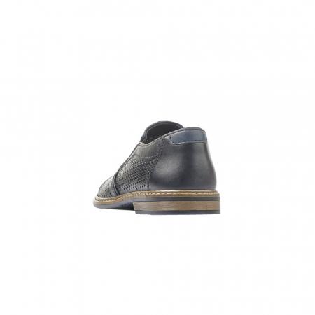 Pantofi barbati casual din piele naturala 13496-016