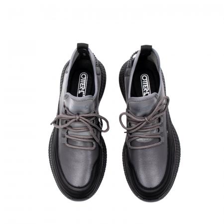 Pantofi barbati casual, piele naturala, E6YD96561 G5