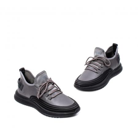 Pantofi barbati casual, piele naturala, E6YD96561 G1