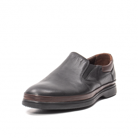 Pantofi barbati casual, piele naturala, KKM57240