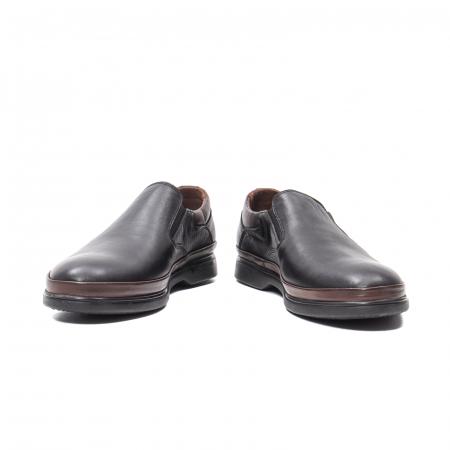 Pantofi barbati casual, piele naturala, KKM57244