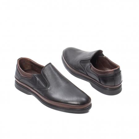 Pantofi barbati casual, piele naturala, KKM57242