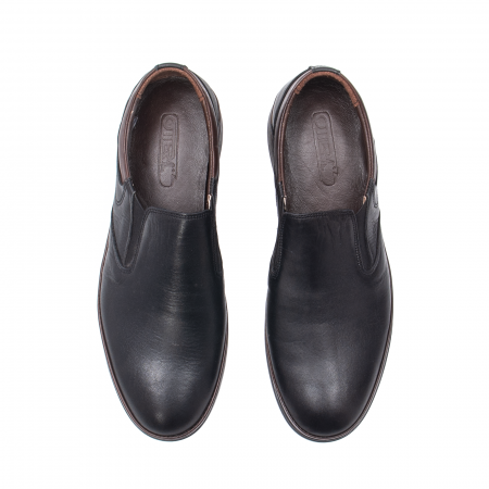 Pantofi barbati casual, piele naturala, KKM57245