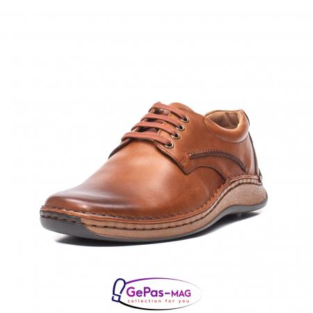 Pantofi barbati casual din piele naturala Lfx 918