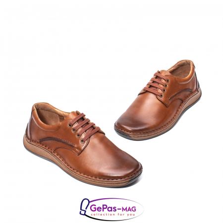 Pantofi barbati casual din piele naturala Lfx 918 [1]