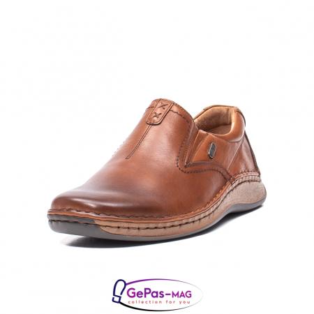 Pantofi barbati casual, piele naturala, LFX 919