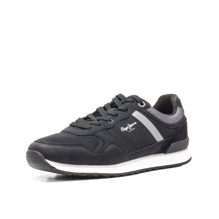 Pantofi barbati sport, piele naturala, STYLE PMS306700