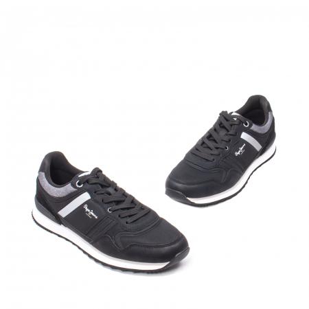 Pantofi barbati sport, piele naturala, STYLE PMS306701