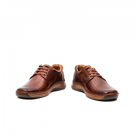 Pantofi barbati vara casual, piele naturala, LFX 5944