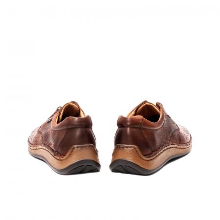 Pantofi barbati vara casual, piele naturala, LFX 5946