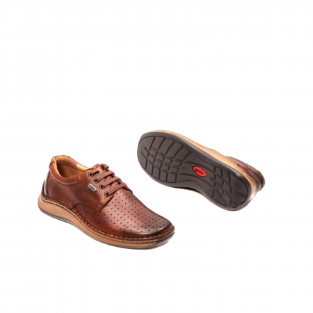 Pantofi barbati vara casual, piele naturala, LFX 5943