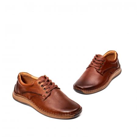 Pantofi casual barbat, 918 Pres CM1