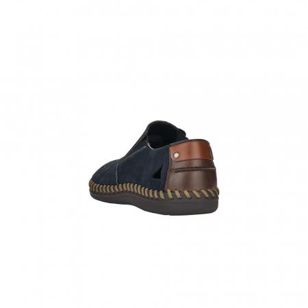 Pantofi casual barbati din piele naturala, B2457-141