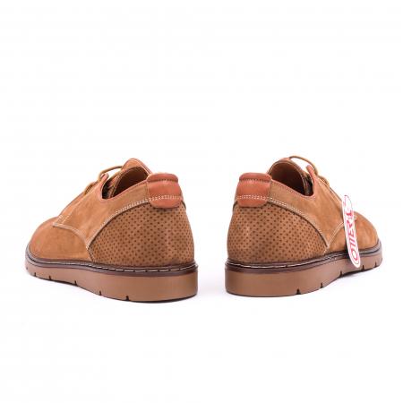 Pantofi casual barbat OT 5925-1 coniac5