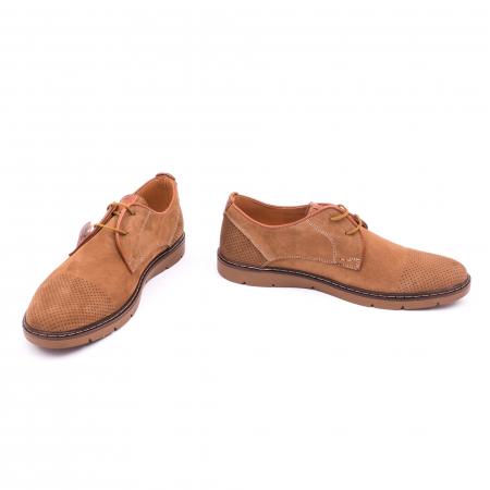 Pantofi casual barbat OT 5925-1 coniac6