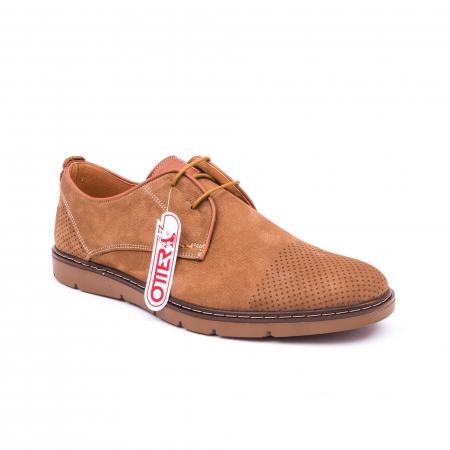 Pantofi casual barbat OT 5925-1 coniac0