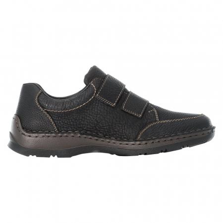 Pantofi barbati casual, piele naturala, 05350-001