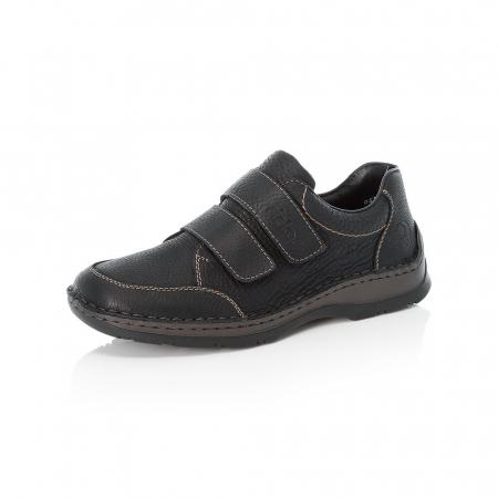 Pantofi barbati casual, piele naturala, 05350-000