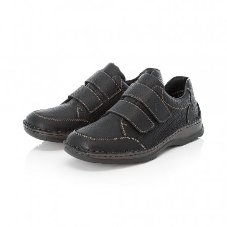 Pantofi barbati casual, piele naturala, 05350-002