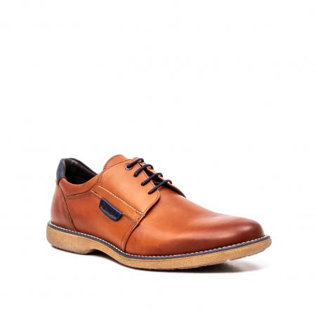 Pantofi casual barbat, piele naturala, 1825050