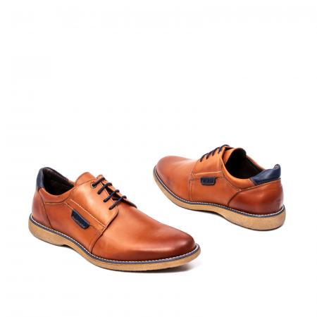Pantofi casual barbat, piele naturala, 1825052