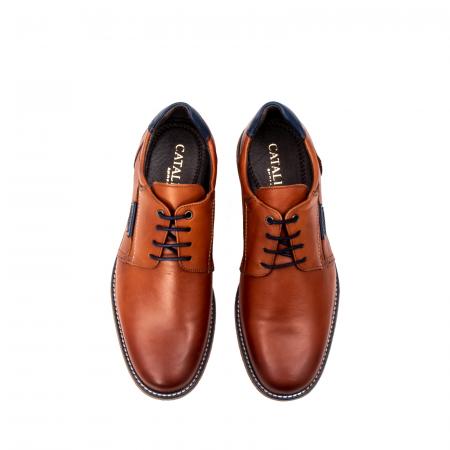 Pantofi casual barbat, piele naturala, 1825055