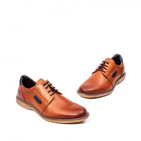 Pantofi casual barbat, piele naturala, 1825051