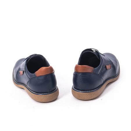 Pantofi casual barbat,piele naturala Catali 182505 B6