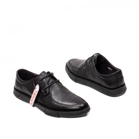 Pantofi barbati casual, piele naturala, E6Y990512